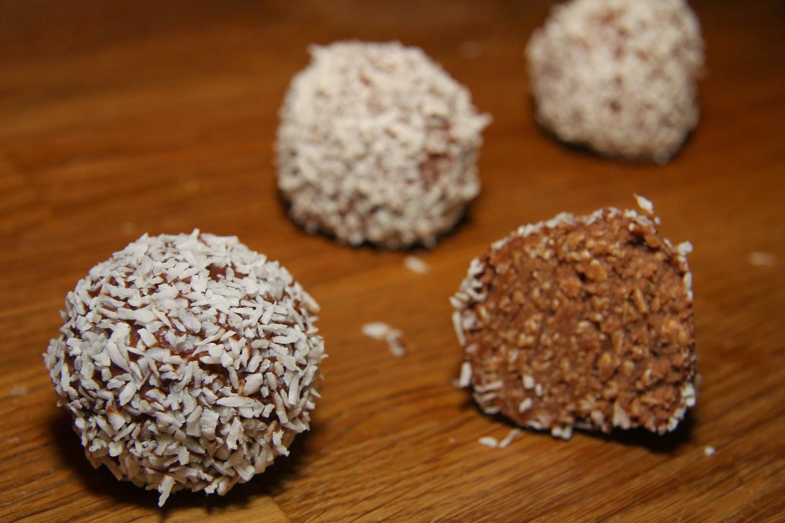 chokladbollar konditori recept